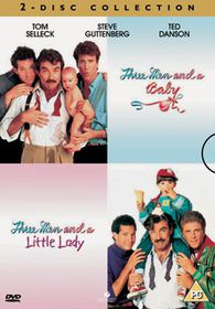 Three Men And A Baby/Lady (2 Discs) - (Import DVD)
