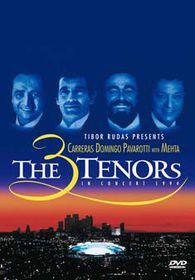 3 Tenors the Live in Concert - (Australian Import DVD)