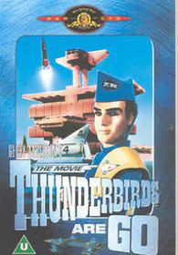 Thunderbirds Are Go (Original) - (Import DVD)