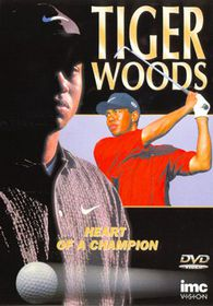 Tiger Woods-Heart of A Champ - (Import DVD)