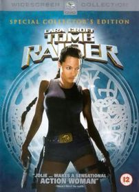 Tomb Raider - (Import DVD)