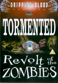 Tormented & Revolt of Zombies (2 Films On 1) - (Import DVD)