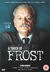 Touch of Frost-Series 10 (3 Discs) - (Import DVD)