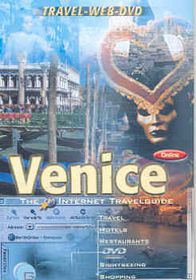 Travelweb DVD-Venice. - (Import DVD)