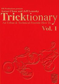 Tricktionary Volume 1 - (Import DVD)