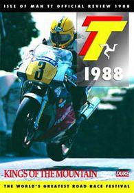 Tt 1988-Kings of the Mountain - (Import DVD)