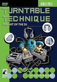 Turntable Techniques - The Art - (Import DVD)