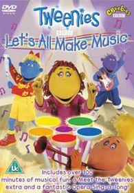 Tweenies-Let's All Make Music - (Import DVD)