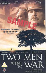 Two Men Went To War - (Import DVD)