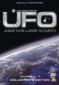 UFO: Volumes 1 - 4 (DVD)
