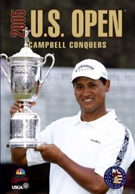 U.S Open: Official 2005 Film - (Import DVD)