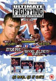 Ufc 38-Brawl/Royal Albert Hall - (Import DVD)