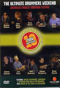 Ultimate Drummers 10Th Anniver - (Import DVD)