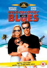Undercover Blues (Import DVD)