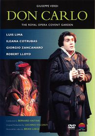 Verdi-Don Carlo (Royal Opera) - (Import DVD)