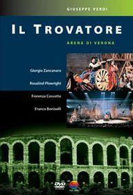 Verdi-Il Trovatore (Arena Di Verona) - (Import DVD)