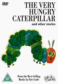 Very Hungry Caterpillar - (Import DVD)