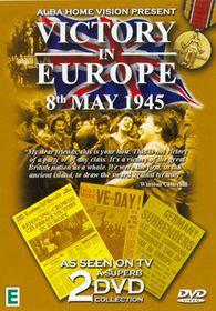 Victory In Europe 8Th May 1945 (2 Discs) - (Import DVD)