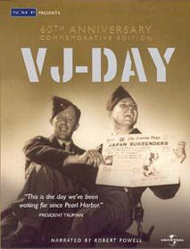Vj Day-60Th Anniversary - (Import DVD)