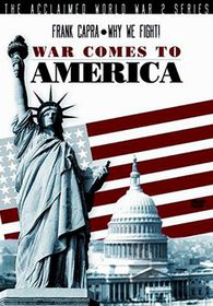 War Comes To America - (Import DVD)