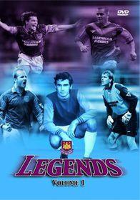 West Ham Legends - Vol.1 - (Import DVD)