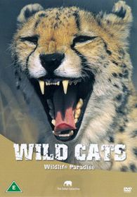 Wildlife Paradise-Wild Cats - (Import DVD)
