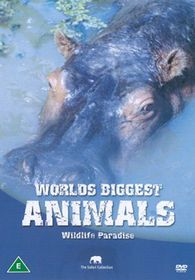 Wildlife Paradise-Worlds Bigg. (World's Biggest Animals) - (Import DVD)