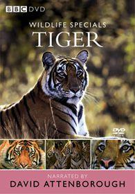 Wildlife Special-Tiger - (Import DVD)