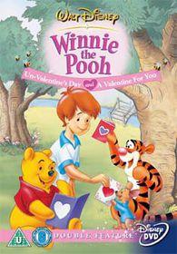 Winnie the Pooh - Valentine Double - (Import DVD)