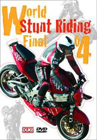 World Stunt Riding Final 2004 - (Import DVD)