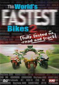 World's Fastest Bikes 2 - (Import DVD)