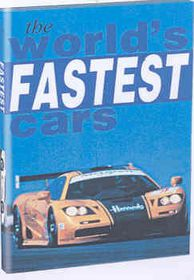 World's Fastest Cars - (Import DVD)