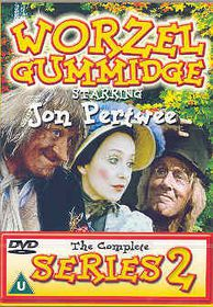 Worzel Gummidge - Series 2 - (Import DVD)