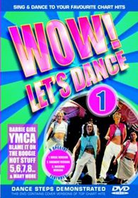 Wow!-Let's Dance Vol.1 - (Import DVD)