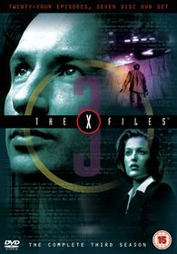 X Files-Complete Series 3 (6 Discs) - (Import DVD)