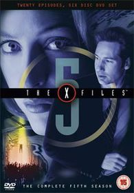 X Files - Complete Series 5 - (Import DVD)
