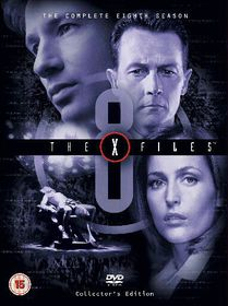 X Files - Complete Series 8 - (Import DVD)