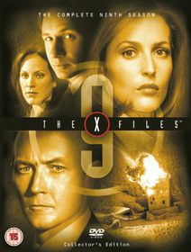 X Files - Complete Series 9 - (Import DVD)