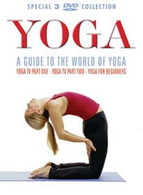 Yoga TV-A Guide/World of Yoga (3 Discs) - (Import DVD)