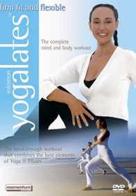 Yogalates-Firm,Fit & Flexible - (Import DVD)