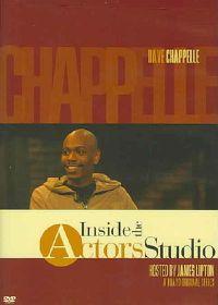 Inside the Actors Studio - Dave Chappelle - (Region 1 Import DVD)
