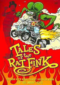 Tales of the Rat Fink - (Region 1 Import DVD)