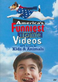 America's Funniest Home Videos - The Best of Kids and Animals - (Region 1 Import DVD)