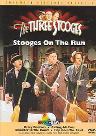 Three Stooges:Stooges on the Run - (Region 1 Import DVD)
