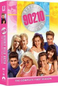 Beverly Hills 90210 - The Complete First Season - (Region 1 Import DVD)