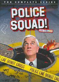 Police Squad:Complete Series - (Region 1 Import DVD)