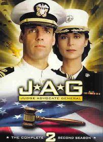 Jag:Complete Second Season - (Region 1 Import DVD)