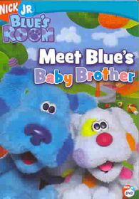 Blue's Clues:Blue's Room Meet Blue's - (Region 1 Import DVD)