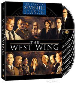 West Wing:Complete Seventh Season - (Region 1 Import DVD)