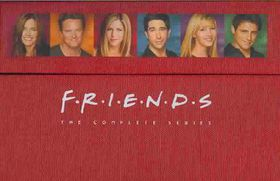 Friends:Complete Series Collection - (Region 1 Import DVD)